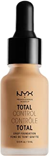NYX Total Control Drop Foundation - Color: True Beige