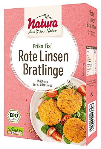 NATURA Frika Fix Bio Rote Linsen-Bratlinge, 150 g, 379