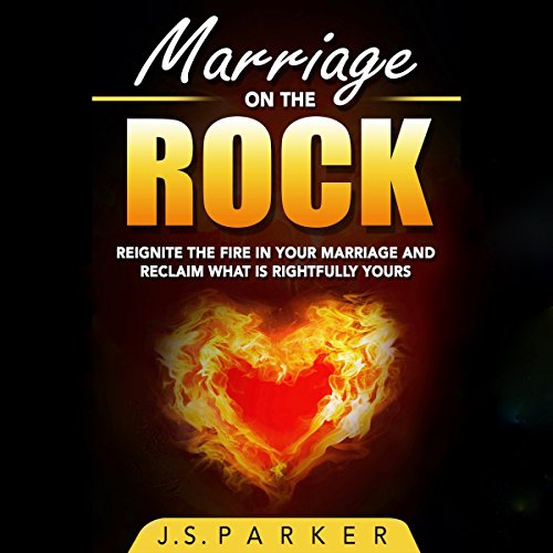 Marriage on the Rock audiobook cover art
