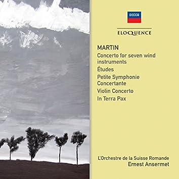 Martin: Orchestral Works