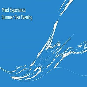 Summer Sea Evening