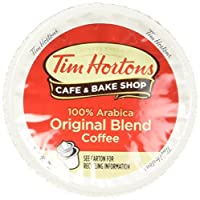 Tim Hortons Single Serve Coffee Cups, Regular, 24-Count by Tim Hortons