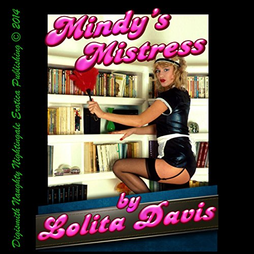 Mindy's Mistress audiobook cover art