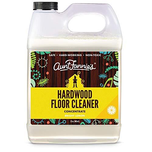 Aunt Fannie's Hardwood Floor Cleaner, Bright Lemon (Single)