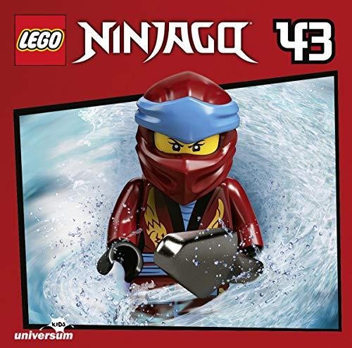Ninjago - Hörspiel, Vol.43