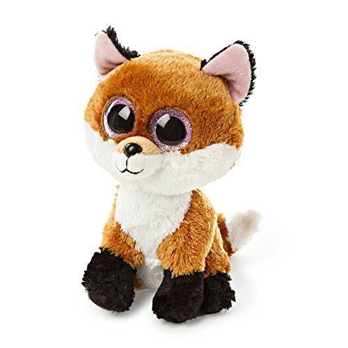 Claire's Accessories Ty Beanie Boos Plush Slick the Fox - 6 1/2 Small by Claire's