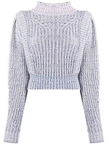 Luxury Fashion | Isabel Marant Étoile Dames PU125320P051E30BU Donkerblauw Polyamide Truien | Lente-zomer 20