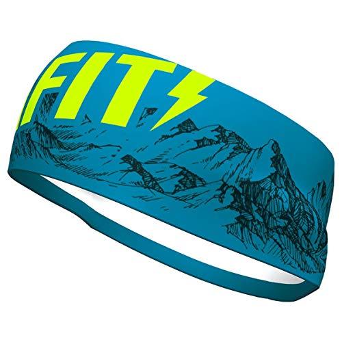 DYNAFIT Graphic Performance Headband Unisex