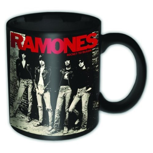 Ramones - Rocket to Russia - Boxed Mug - Tasse im Geschenkkarton