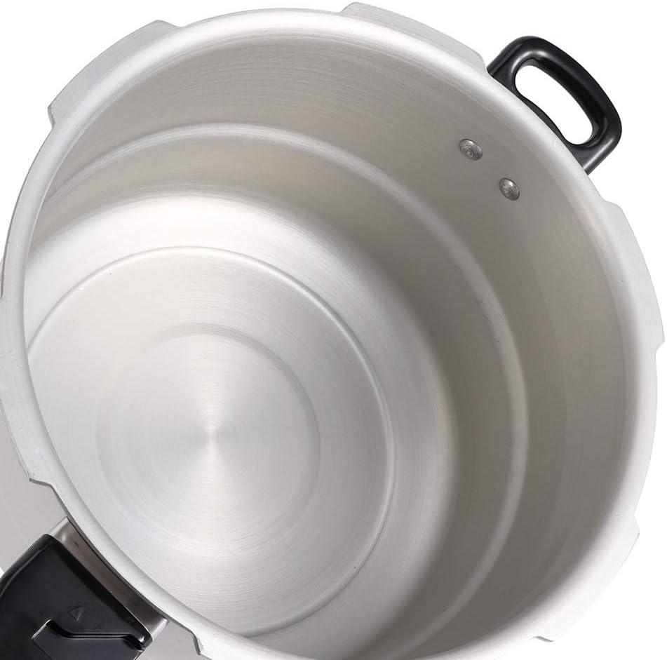 20cm gas, gas artesan/ía superior Dise/ño contempor/áneo Versatilidad Aperitivos para estufa de llama abierta Herramienta de cocina olla a presi/ón de cocina f/ácil de limpiar