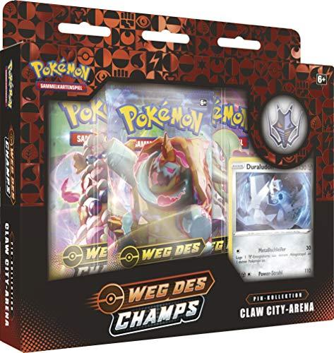 Pokémon International 45237 PKM SWSH03.5 November Pin Box