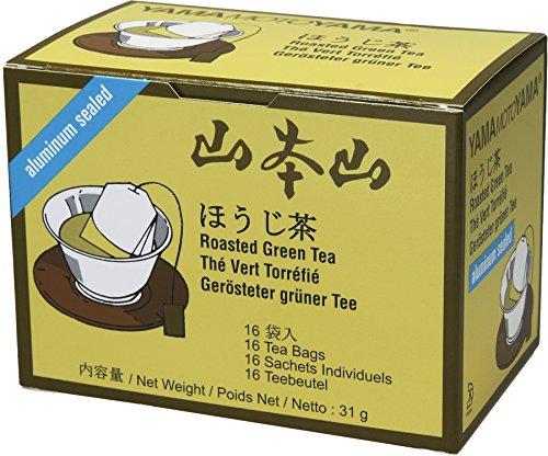 Yamamotoyama Hojicha Teebeutel (Pack of 16)