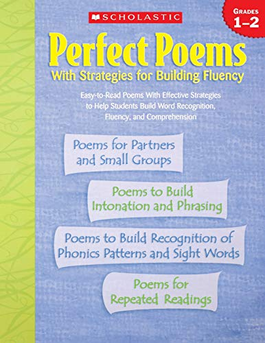 Perfect Poems With Strategies For Building Fluency Grades 1 2