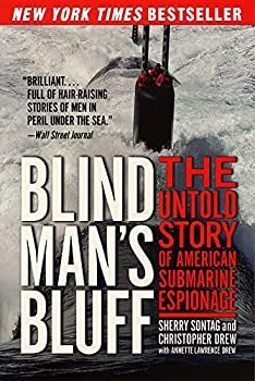 Paperback Blind Man's Bluff Set : The Untold Story of American Submarine Espionage Book