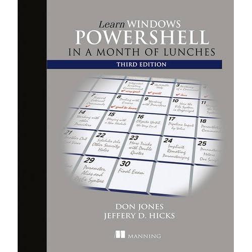Windows PowerShell: Amazon com