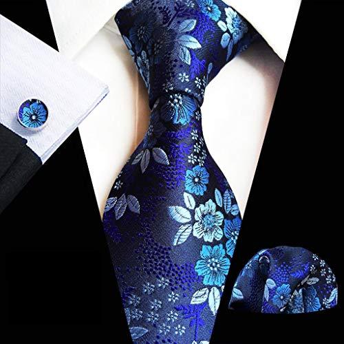 JMB Personalidad Corbatas Corbata de Boda for los Hombres clásico ...