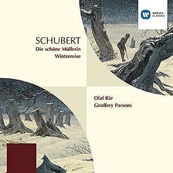 Schubert : Die Schöne Müllerin/Winterreise