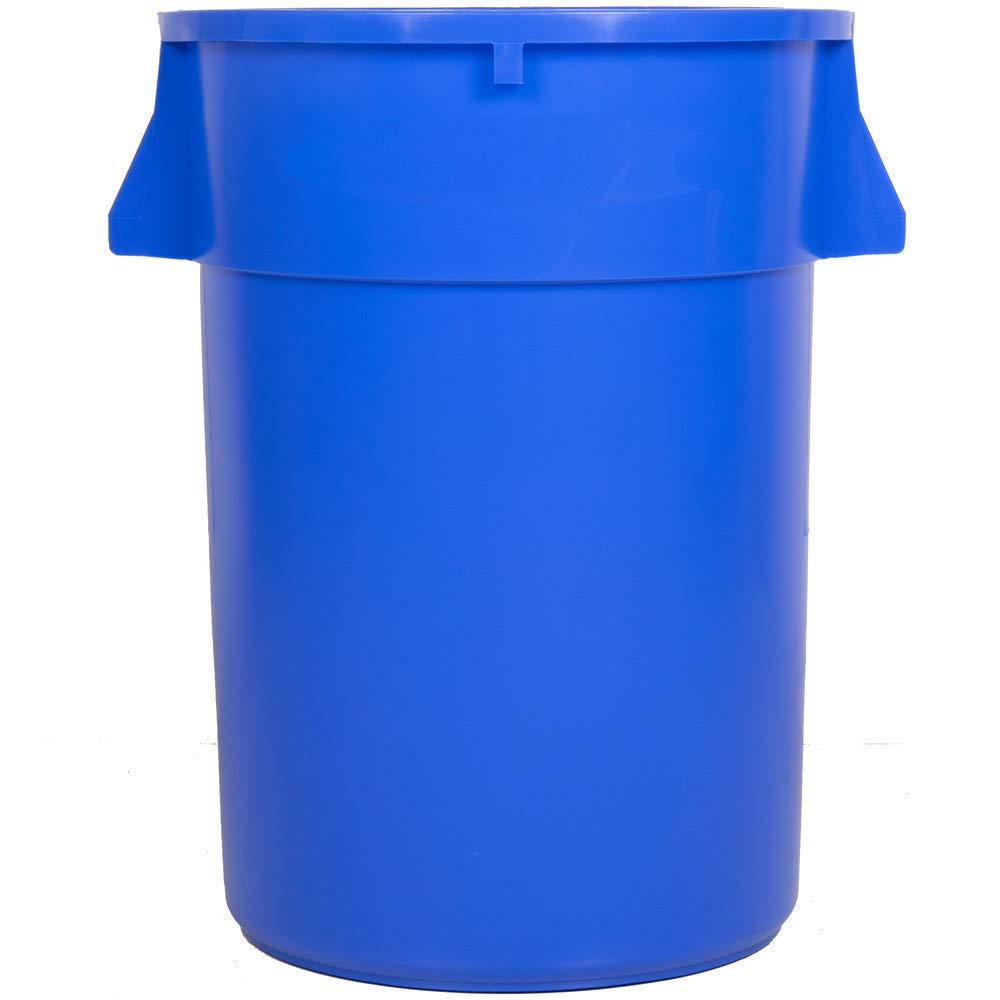 176 Qt. 44 Gallon 166 Liters Blue Bin Round Tra Now free shipping Max 86% OFF Ingredient