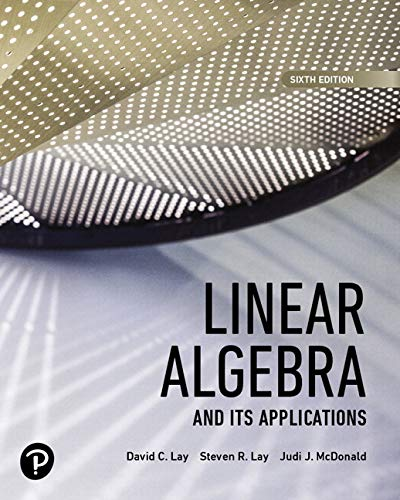 MyLab Math with Pearson eText -- Access Card -- for Linear Algebra and its Applications (18-Weeks) (6th Edition)