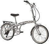 'Bicicleta plegable ciclos Cinzia Car Bike Aluminium, estructura de aluminio, cambio...