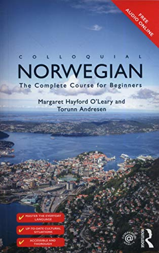 Compare Textbook Prices for Colloquial Norwegian: The Complete Course for Beginners Colloquial Series 2 Edition ISBN 9780415470377 by Hayford O'Leary, Margaret,Andresen, Torunn