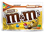 M&M's White Chocolate Peanut Candies - 9.6 oz - Sharing Size