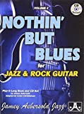 Nothin' but Blues for Jazz Guitar - BOOK+CD