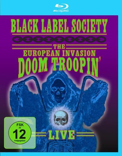 Doom Troopin' Live - The European Invasion [Blu-ray]