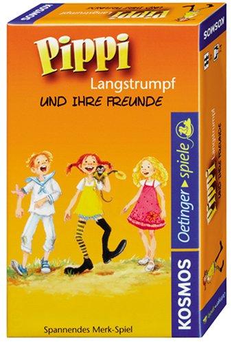 KOSMOS - Pippi Langstrumpf und ihre Freunde