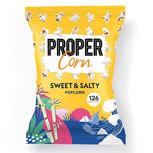 Propercorn Sweet and Salty Popcorn Sharing Bag, 90 g