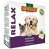 Biofood Relax Détente Friandise pour Chien/Chat 100 Pièces