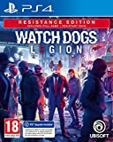 Pre-order to get access to the Golden King Pack and also receive the exclusive Emerald Guard Mask DLC. Resistance Edition Contents: Watch Dogs: Legion game. DIGITAL CONTENT- The Resistant Pack: unlock Lynx, a new hacker character with an animal-inspi...