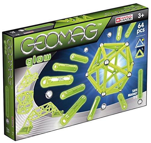 Geomag 336 Magnetbaukausten