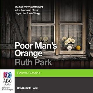 Poor Man's Orange cover art
