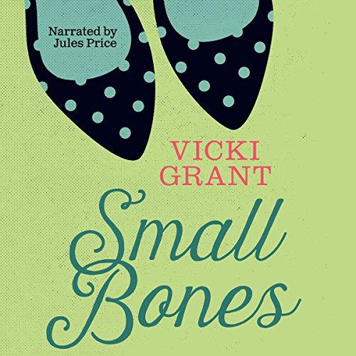 Small Bones audiobook cover art