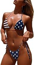 Amazon Com American Flag Bikini
