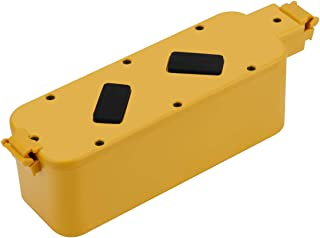 Creabest 4800mAh Ni-MH Replacement for iRobot Roomba 14.4V Battery 400 Series 400 405 410 415 416 418 4000 4100 4105 4110 4130 4150 4170 4188 4210 4220 4225 4230 4232 4260 4296