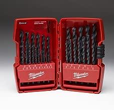 Milwaukee Electric Tool 48-89-2802 Thunderbolt Drill Bit Set, 29 Pieces, 1/16-1/2