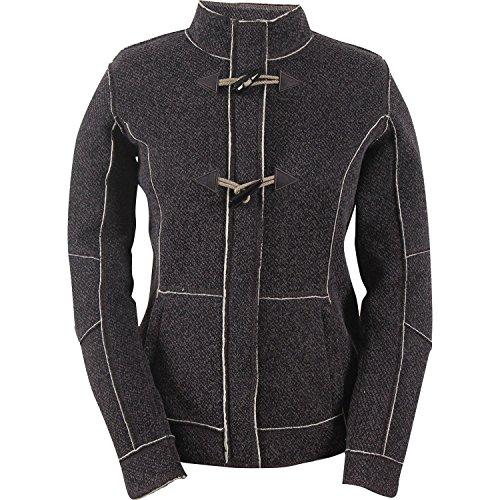 2117 of Sweden Damen Wool-Like Jacke Tranum, Grey Melange, 38