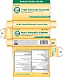 Dr.Sheffield Triple Antibiotic Ointment, Bacitracin, 0.33oz (3 Pack) (3)