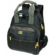 CLC Custom Leathercraft L255 Tech Gear 53 Pocket Lighted Back Pack