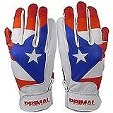 PGX Puerto Rico Baseball Batting Gloves Size Adult Small