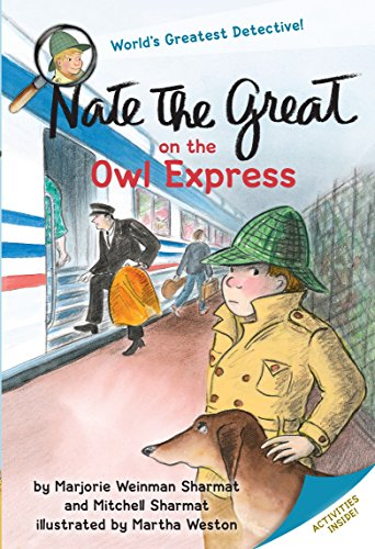 Nate the Great on the Owl Expressの詳細を見る