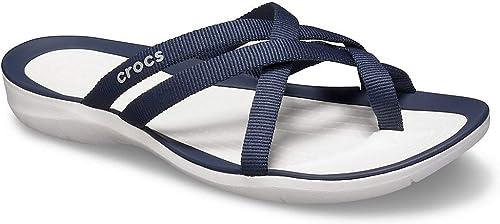 Nrypqs1178 Webbing WChanclas Crocs Zapatos Flip Swiftwater Damen Para jLUMpSqzVG
