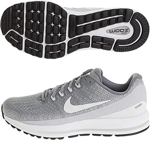 Nike Air Zoom Vomero 13, Scarpe Running Uomo, Nero (Black/White/Anthracite 001), 42...
