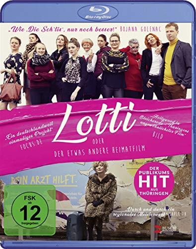 Lotti oder der etwas andere Heimatfilm [Blu-ray]