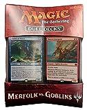 Magic The Gathering: Duel Decks: Merfolk Vs Goblins