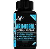 VMI Sports Arimidrol, Best Selling Testosterone Booster Strongest Anti-Estrogen & Powerful Aromatase Inhibitor Supplement 60ct with Acacetin & Astragalus Very Similar to Arimistane Estrogen Blocker