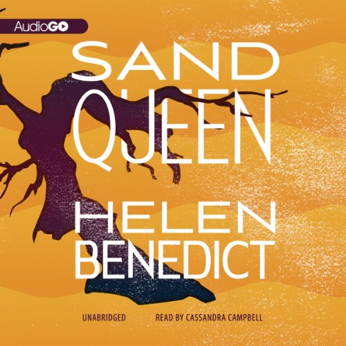 Sand Queen audiobook cover art