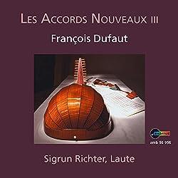 Dufaut, François : Les Accords Nouveaux Vol.3